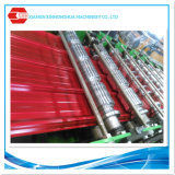 El color cubrió la plata blanca azul roja de las bobinas de acero de aluminio de la bobina PPGI