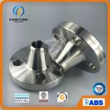 Aço inoxidável ASTM B16.5 Forged RF Weld Neck flange (KT0342)