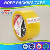Nastro adesivo acrilico dorato di BOPP