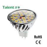 5W MR16 12V SMD Bombilla LED