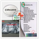 99.5% نقاوة محلّيّ [أنسثتيك جنت] ليدوكائين هيدروكلوريد ليدوكائين [هكل] 73-78-9