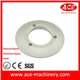 CNC maschinelle Bearbeitung der steifen Aluminiumriemenscheibe