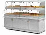 Étalage en bois d'étalage de qualité pour le pain