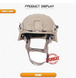 Casco balistico di Mich 2000 militari/casco a prova di proiettile di Aramid che V50=683m/S