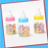 Führende Flaschen-Plastikspielzeug mit Geleebonbon