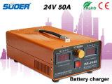 Suoer Factory Price 50A 24V Car Inizio Power Battery Charger (MA-2450A)