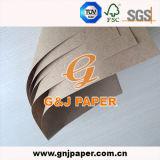 Papier grand de Brown emballage de qualité en roulis à vendre