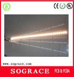 PWB rígido de aluminio de la tira del precio de fábrica LED con el programa piloto del LED