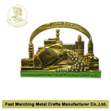 Metallo Sports Medal con 3D Effect, Medallion con Crystals (pietre)