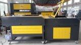 Máquina de estaca da gravura do laser de Texile do grande formato, CCD, sistema vermelho do PONTO
