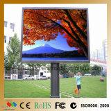 Panneau-réclame polychrome extérieur du vidéo P6 SMD DEL de la publicité HD