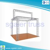 Triangle Truss F33 pour Alumimnum Trade Show Booth avec Banner