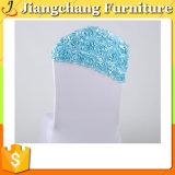 호텔 의자를 위한 아름다운 의자 모자 그리고 덮개