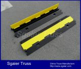 옥외 Event Protector 또는 Rubber Cable Protector/Car Ramps