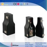 Коробка вина Volin новой конструкции форменный кожаный