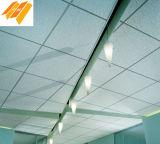 Акустическая минеральная система подвеса потолка волокна