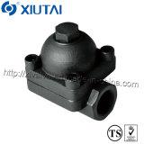 Purgeur de vapeur de vapeur bimétallique d'acier du carbone (CS17)