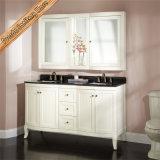 Cabinet de salle de bains populaire en bois plein de modèle de Fed-1817 Etats-Unis