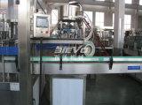 Máquina de rellenar automática llena del embotellamiento de agua de soda de la botella del animal doméstico