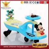 Автомобиль качания младенца игрушек ребенка с головками медведя/свиньи/животного Mickey