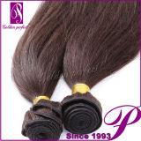 100%の加工されていない未加工ブラジルの毛