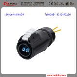 광섬유 Cable Connector Optical Fiber /High Power Fiber Connector에 있는 및 Connectors