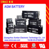 VRLA AGM Lead Acid Battery 12V 26ah (SR26-12)