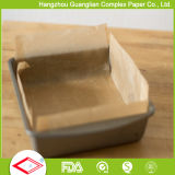 40g Alto-temperatura Resistant Silicone Treated Bakery Paper