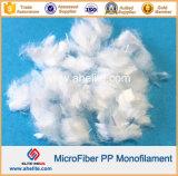 具体的な補強のためのMicrofiberの単繊維のポリプロピレンPPのファイバー