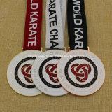 Médailles de Karaté Bronze Argent