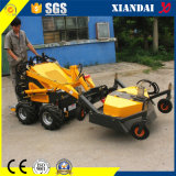 Миниое Sweeper на Skid Steer Loader Xd380