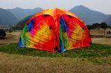 Tenda impermeabile gonfiabile personalizzata dell'arco, facente pubblicità alla tenda gonfiabile della cupola
