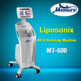 De nietchirurgische Professionele Machine van de Schoonheid van het Vermageringsdieet van het Lichaam van Liposonix Hifu