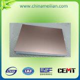 Folha Fr4 laminada de cobre elétrica da alta qualidade