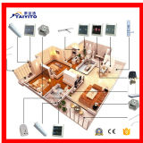 Sistema senza fili di Zigbee Smarthome per una villa