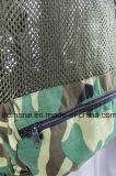 Chaleco adulto del camuflaje para pescar con talla modificada para requisitos particulares