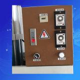 Machine à gaufrage et à découpage à cylindre à pression à gaz hydraulique