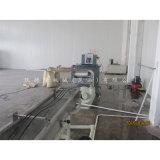 Granulador quente do parafuso do gêmeo do cabo do PVC da venda