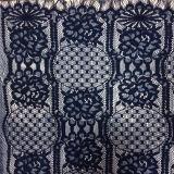中国の工場Chantillyの刺繍の綿のレースのリボン