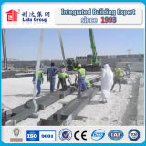 Almacén de la estructura de acero del diseño de la construcción de Dubai