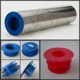 Gefäß und Rohrende-Einlagen und Stecker mit PET Material (YZF-C394)