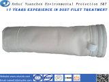 Sacos de filtro materiais acrílicos do coletor de poeira com a membrana de PTFE para a amostra livre