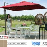 Ombrello esterno del parasole del giardino della tenda del Gazebo