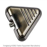Interruptor de pie de aluminio al por mayor de la máquina del tatuaje de la fuente de alimentación del tatuaje
