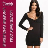 Sexy Ladies Fashion Dress Sexy Dress (L36075-2)