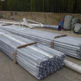 6063 T6 barraca de alumínio Pólo