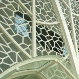 Bello Luxury Perforated Aluminum Panel per Interior Wall Cladding
