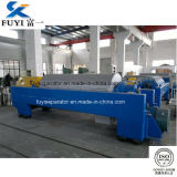 Waste Water Treatment를 위한 자체 방전 Decanter Separator