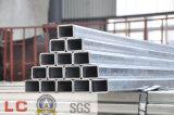 Galvanisiertes quadratisches /Rectangular-Stahl-Gefäß