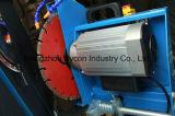 Dts-350 het knipsel van de baksteen zag straatsteen scherpe machine
